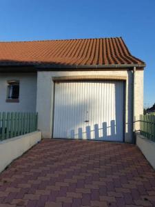 pose porte de garage arras